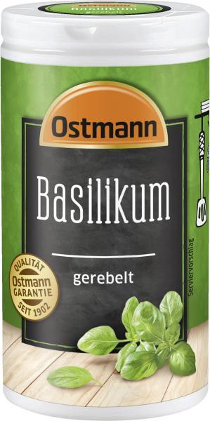Ostmann Basilikum gerebelt