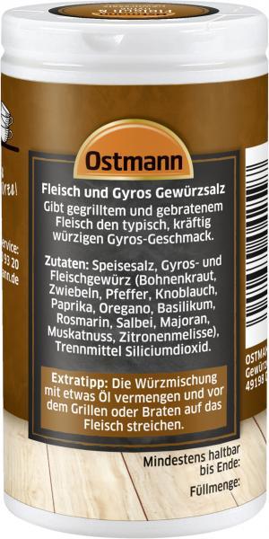 Ostmann Fleisch und Gyros Würzer