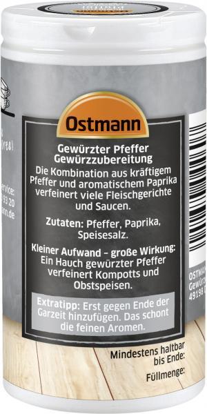 Ostmann Gewürzter Pfeffer Gewürzzubereitung