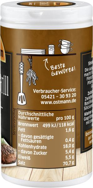 Ostmann Steak & Grill Würzmischung