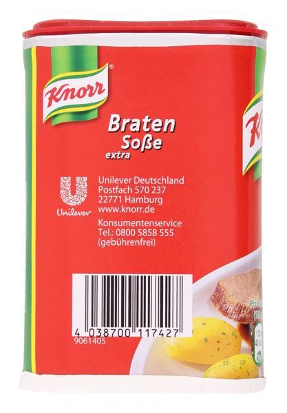 Knorr Braten Soße extra