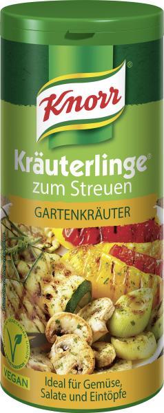 Knorr Kräuterlinge Gartenkräuter