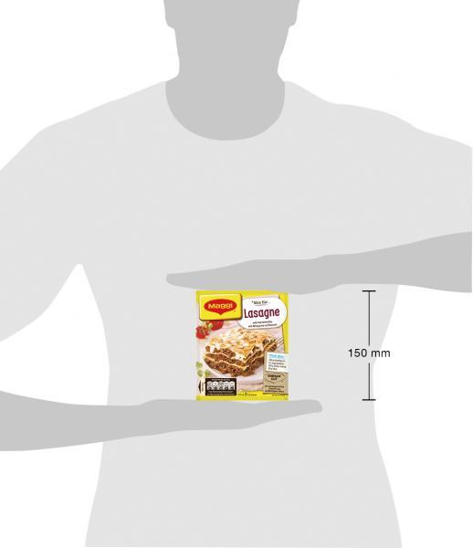 Maggi Fix für Lasagne
