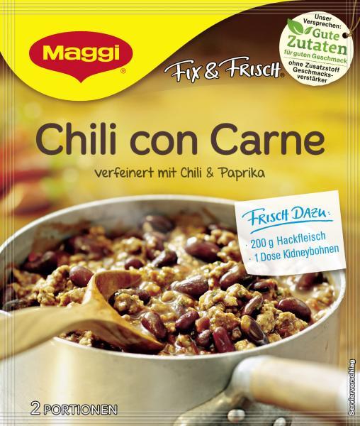 Maggi fix & frisch Chili con Carne