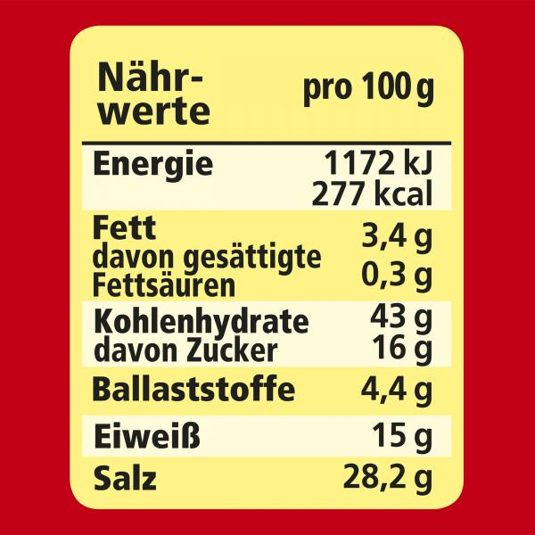 Maggi Würzmischung knackige Salate Streuer