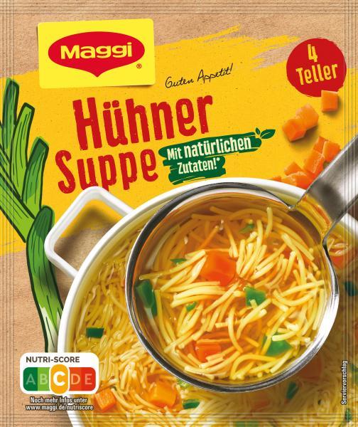 Maggi Guten Appetit Hühner Suppe