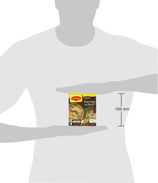 Maggi Für Genießer Hühnersuppe mit Nudeln