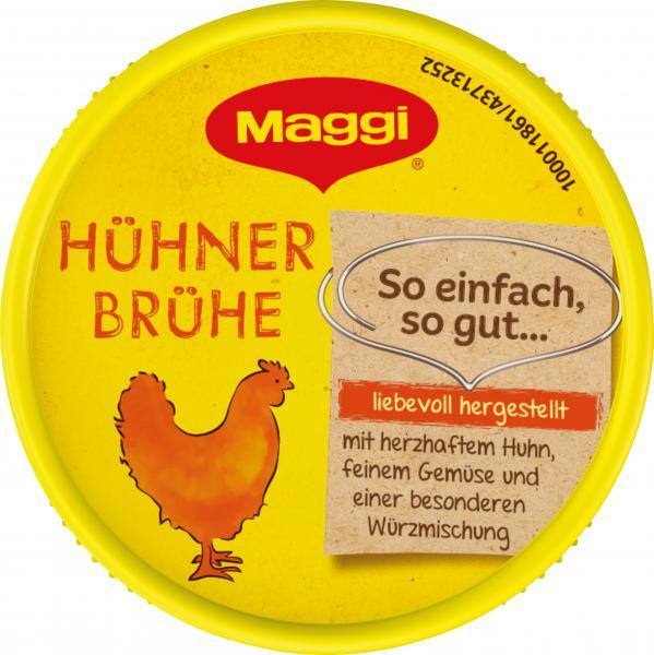 Maggi Klare Hühner-Bouillon