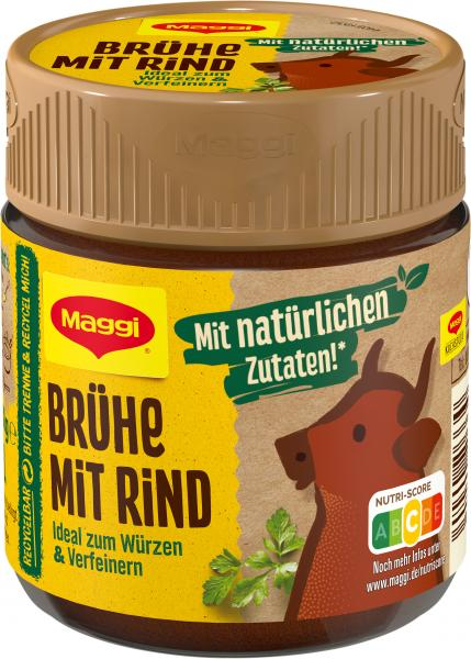 Maggi Brühe mit Rindsgeschmack