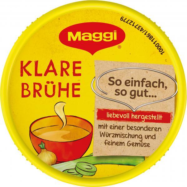 Maggi Klare Brühe