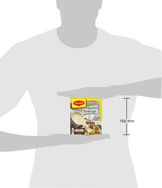 Maggi La Pasta di Maggi Quattro Formaggi Sauce