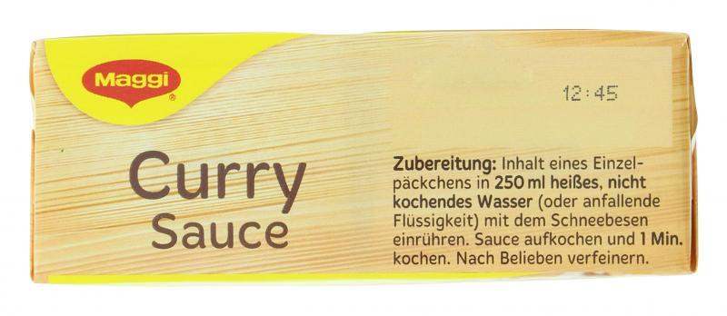 Maggi Currysauce