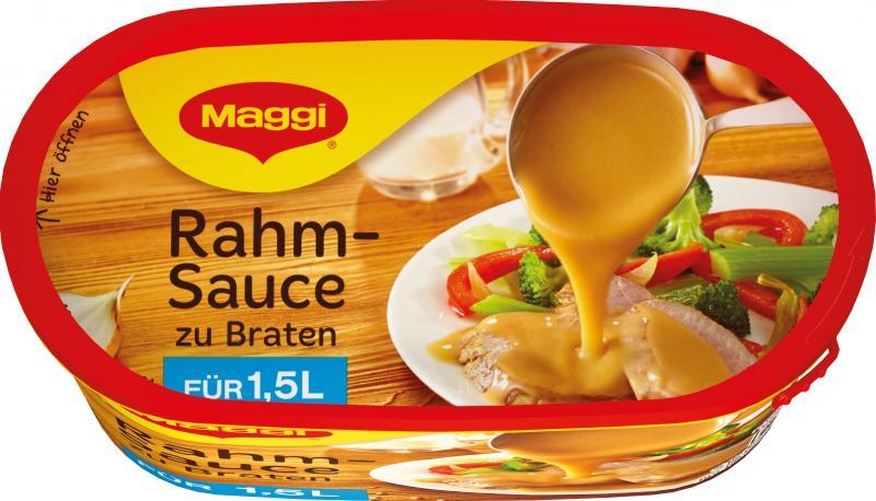 Maggi Rahm-Sauce zu Braten