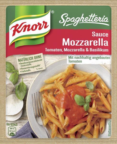 Knorr Spaghetteria Sauce Mozzarella