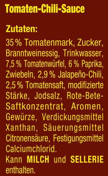Maggi Internationale Würzsauce Texicana Salsa