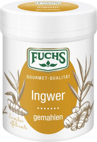 Fuchs Ingwer gemahlen