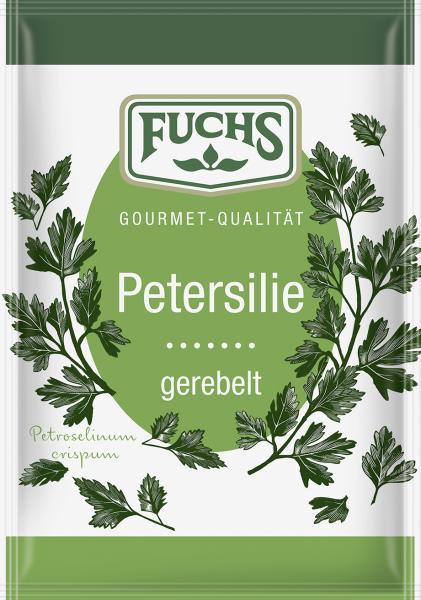 Fuchs Petersilie gerebelt