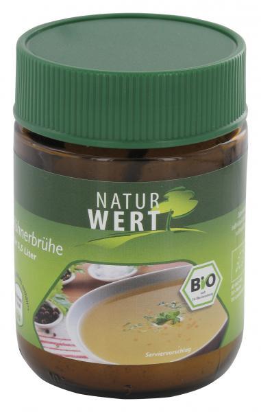 NaturWert Bio Hühnerbrühe