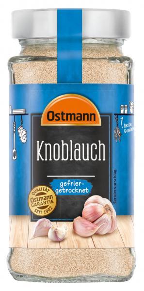 Ostmann Knoblauch gefriergetrocknet