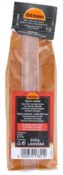 Ostmann Paprika edelsüß