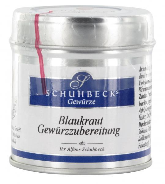 Schuhbecks Blaukraut Gewürzzubereitung