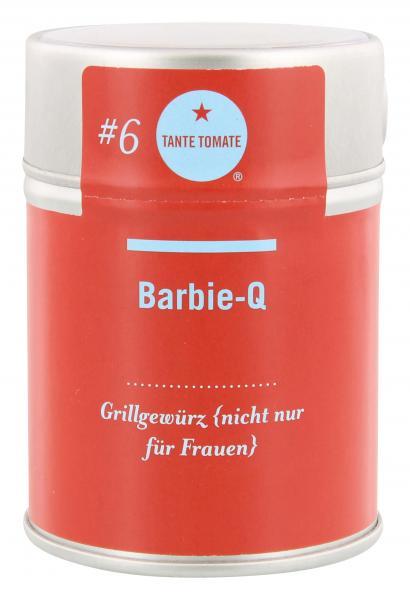 Tante Tomate Barbie-Q Grillgewürz