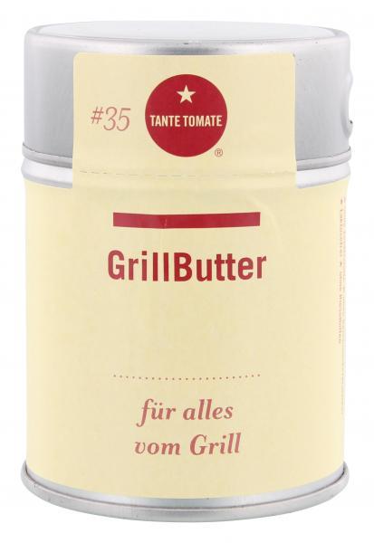 Tante Tomate GrillButter für alles vom Grill