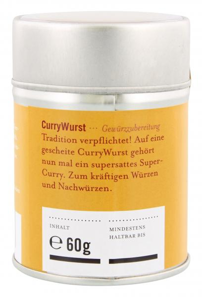 Tante Tomate CurryWurst Gewürzzubereitung