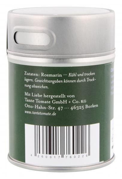 Tante Tomate CharakterKraut Rosmarin
