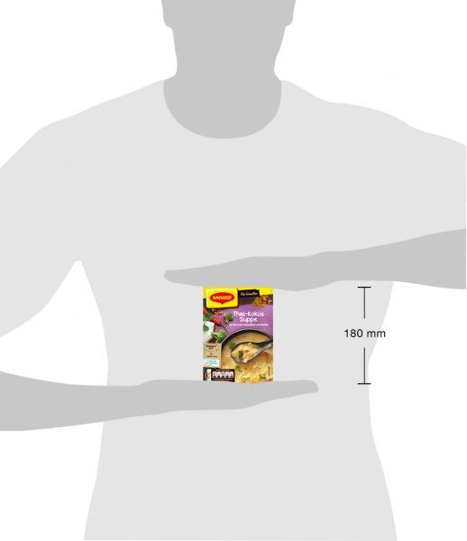 Maggi Für Genießer Thai-Kokos Suppe