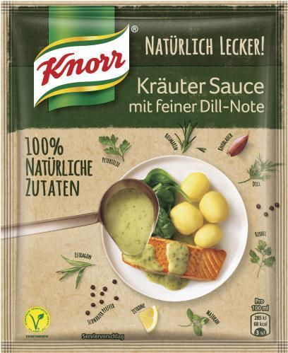 Knorr Natürlich Lecker! Kräuter Sauce