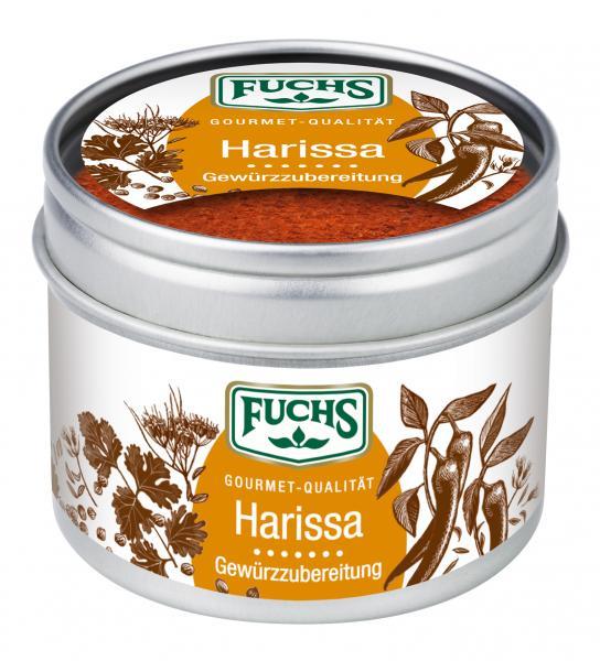 Fuchs Harissa Gewürzzubereitung