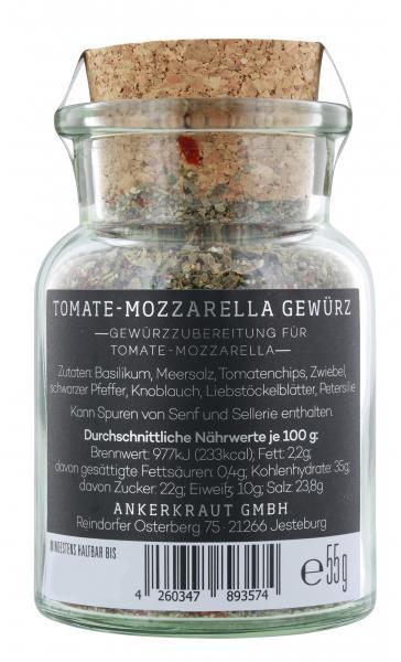 Ankerkraut Tomate-Mozzarella Gewürz
