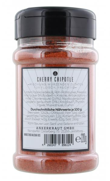 Ankerkraut Cherry Chipotle BBQ-Rub