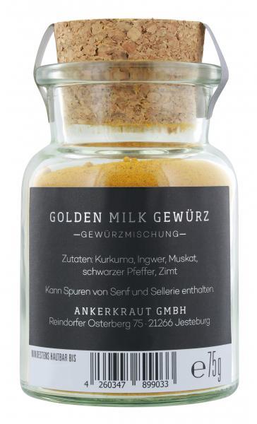 Ankerkraut Golden Milk