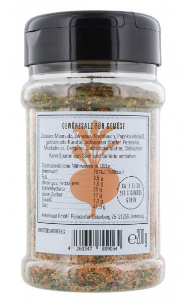 Ankerkraut Für Gemüse