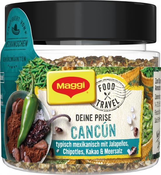 Maggi Food Travel Deine Prise Cancún