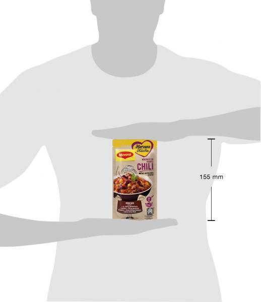 Maggi Herzensküche Würzpaste Chili con Carne