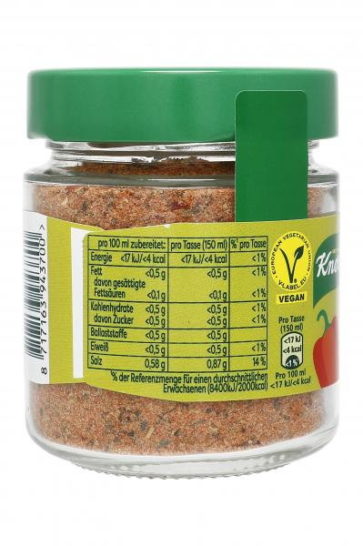 Knorr Gemüse Bouillion Tomate & Paprika