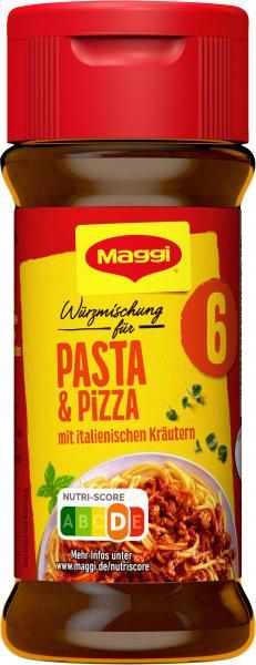Maggi Würzmischung 6 Pasta & Pizza
