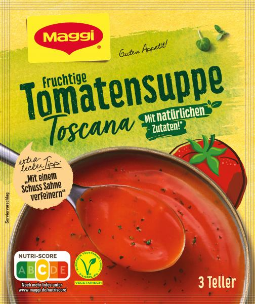 Maggi Guten Appetit Tomatensuppe Toscana