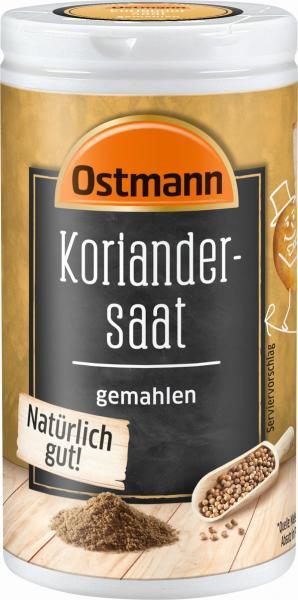 Ostmann Koriandersaat gemahlen