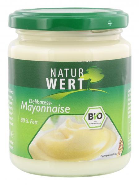 NaturWert Bio Delikatess-Mayonnaise