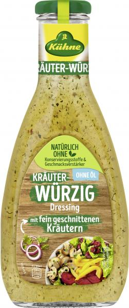 Kühne Dressing Kräuterwürzig ohne Öl