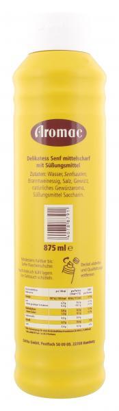 Aromac Senf mittelscharf