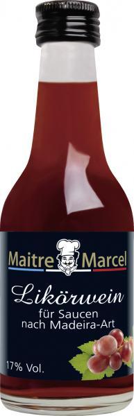 Maitre Marcel Likörwein Madeira
