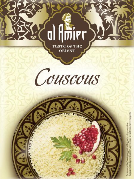 Al Amier CousCous reiner Hartweizengrieß