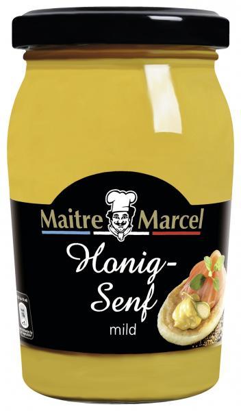 Maitre Marcel Honig-Senf mild