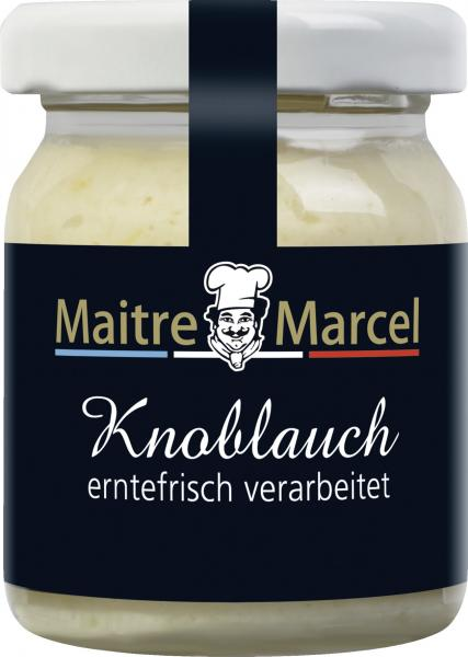 Maitre Marcel Knoblauch in Sonnenblumenöl