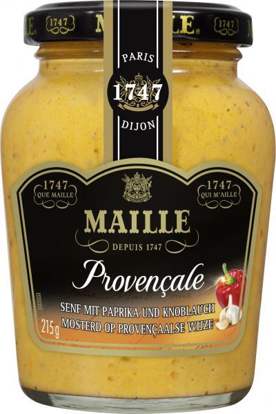 Maille Dijon-Senf Provencal mit Weißwein